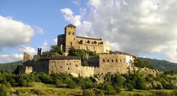 Basilique de Valère - Sion