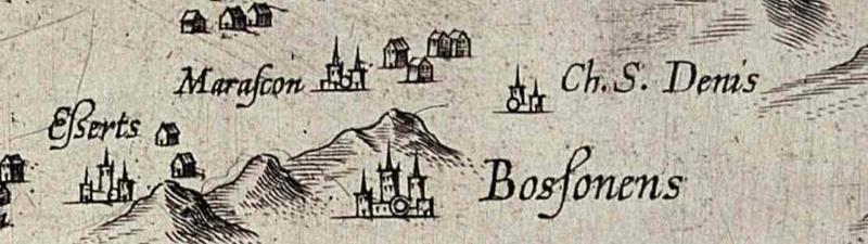 Carte 1619